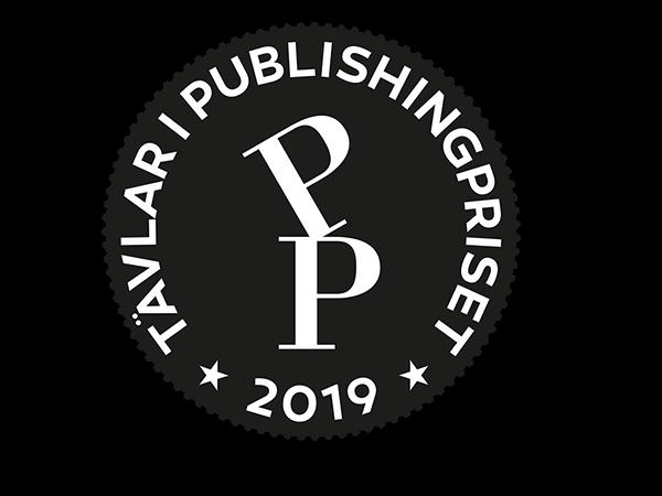 Tävlar i Publishingpriset 2019