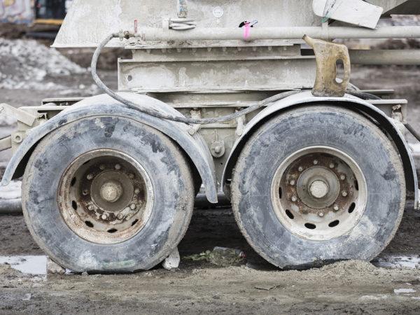 Bromstensstaden hjul