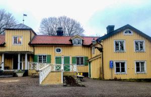 Berga Gård Danderyd med ramp