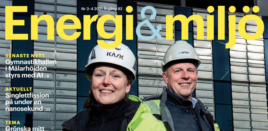 Foto: Energi & Miljö